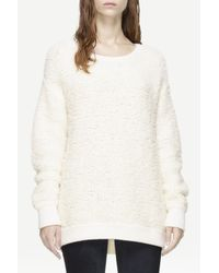 Rag & Bone | White Corrine Sweater | Lyst