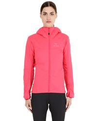 Arc'teryx - Pink Atom Lt Stretch Hoody Jacket for Men - Lyst