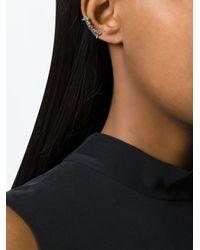 Ca&Lou Metallic 'edie' Earring