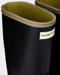 Hunter | Black Women's Gardener Wellington Boots | Lyst