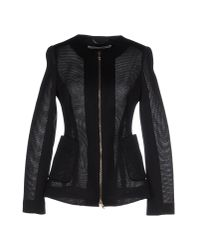 Schumacher - Black Jacket - Lyst