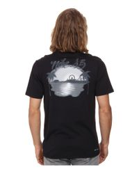 Nike | Black Dri-fit Sb Airbrush Tee for Men | Lyst