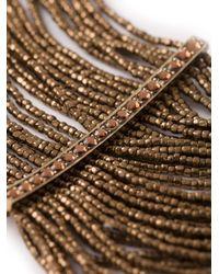 Dior - Metallic Jadore Choker - Lyst