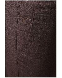 BOSS Orange - Brown Cotton-blend Chinos 'sairy8-w' for Men - Lyst