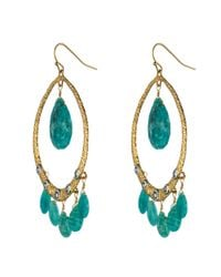 Alexis Bittar - Metallic Mosaic Crystal Drop Fringe Earring You Might Also Like - Lyst