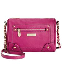 INC International Concepts | Pink Parkin Crossbody | Lyst