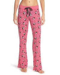 Cozy Zoe | Pink Knit Pants | Lyst