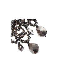 Night Market - Black Moka Necklace - Lyst