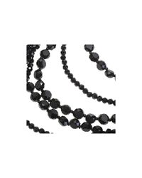 Night Market - Black Necklace - Lyst