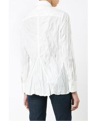Derek Lam - White L/s Button-down Shirt - Lyst