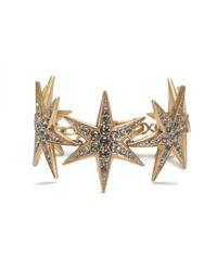 J.Crew - Black Starlight Bracelet - Lyst