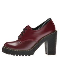 Dr. Martens | Red Salome | Lyst
