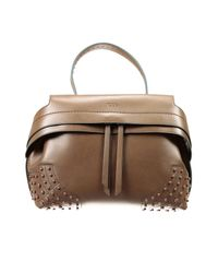 Tod's | Brown Handbag | Lyst