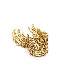 Erickson Beamon - Metallic My Beloved Bracelet - Gold - Lyst