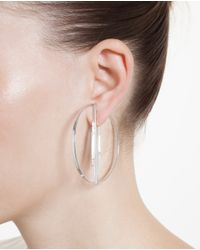 Maria Black | Metallic Sterling Silver Salome Earring | Lyst