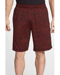 Adidas - Red 'team Issue' Shorts for Men - Lyst