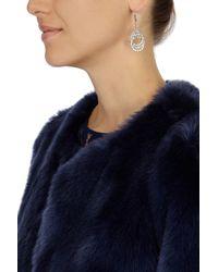 Coast | Metallic Harriet Earrings | Lyst