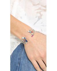 DANNIJO - Multicolor Amista Bracelets - Lyst