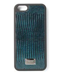 Dolce & Gabbana - Blue Logo Iphone5 Case for Men - Lyst