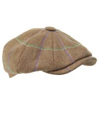 Jules B - Natural Teviotex Tweed Flat Cap for Men - Lyst