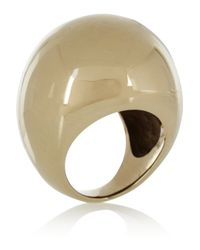 By Malene Birger | Metallic Lil Goldplated Ring | Lyst