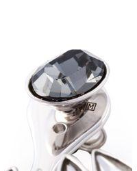 Ca&Lou   Metallic 'alexa' Earrings   Lyst