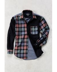 Pendleton | Black Lodge Button-down Shirt for Men | Lyst