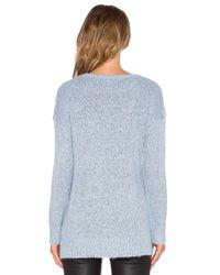 BB Dakota | Blue Colby Sweater | Lyst