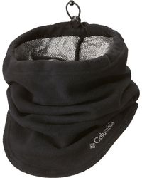 Columbia - Black Thermarator Neck Gaiter for Men - Lyst