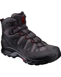 Yves Salomon Black Quest Prime Gtx Waterproof Hiking Boots for men