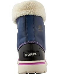 Sorel | Multicolor Cozy Carnival 100g Waterproof Winter Boots | Lyst