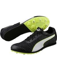 PUMA - Black Evospeed Star 6 Track And Field Shoes for Men - Lyst