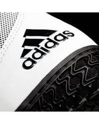 Adidas - Black Mat Wizard Dt Wrestling Shoes for Men - Lyst