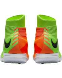 Nike - Green Hypervenomx Proximo Ii Dynamic Fit Indoor Soccer Shoes for Men - Lyst