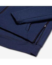 Nike - Blue Dry Hyper Elite Showtime Full Zip Basketball Jacket for Men - Lyst