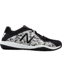 New Balance - Black 4040 V4 Pedroia Turf Baseball Trainers for Men - Lyst