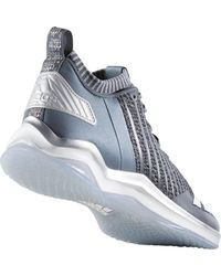 Adidas - Gray Icon Baseball Trainers for Men - Lyst