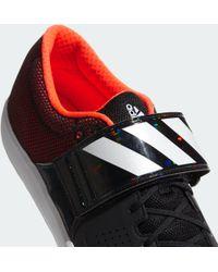 Adidas - Black Adizero Shotput Track And Field Shoes for Men - Lyst