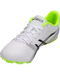 Asics - White Hypersprint 6 Track And Field Shoes for Men - Lyst