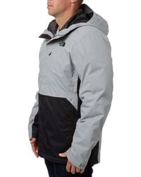 Lyst - The North Face Altier Triclimate Jacket in Gray for Men a5b0ffc46