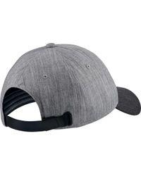 Nike Gray Heritage86 Golf Hat for men