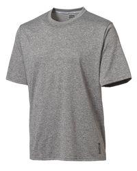 Reebok - Gray Vector T-shirt for Men - Lyst