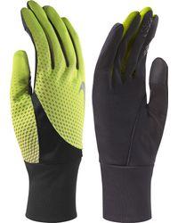 a671ef60af Lyst - Nike Printed Tailwind Running Gloves in Black for Men