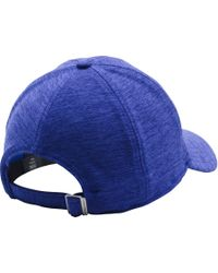 Under Armour - Blue Twisted Renegade Hat - Lyst