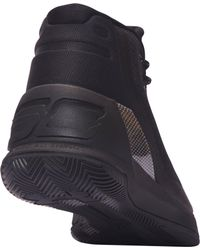 Under Armour - Black Curry 3 Basketball Shoes for Men - Lyst