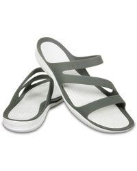 Crocs™ Multicolor Swiftwater Sandals