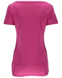 Spyder - Pink Limitless T-shirt - Lyst