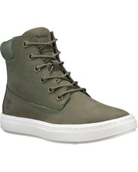 Timberland - Green Londyn 6'' Casual Boots - Lyst