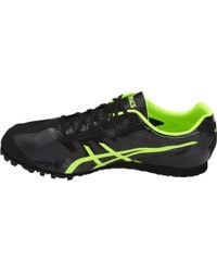 Asics - Black Hyper Ld 5 Track And Field Shoes for Men - Lyst