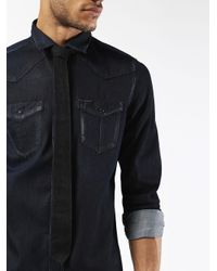 DIESEL - Black Tisitael for Men - Lyst